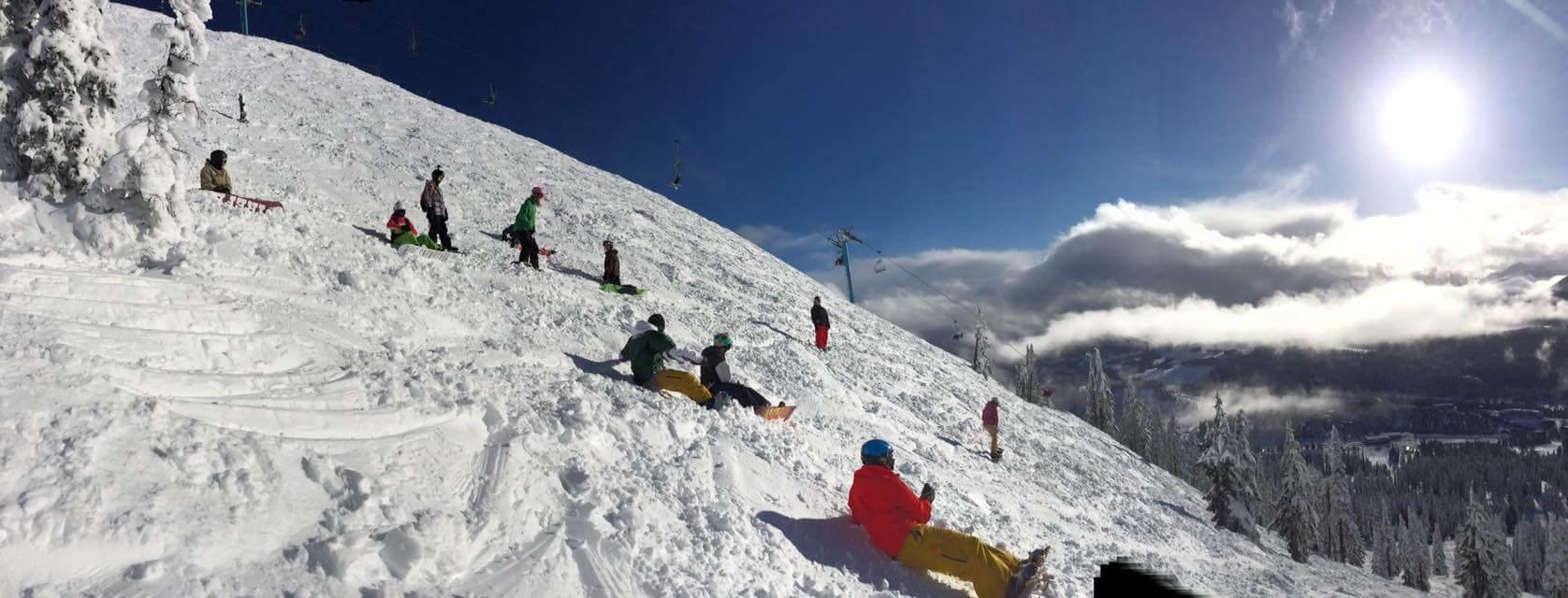 G.P. Vanier Ski and Snowboard Team